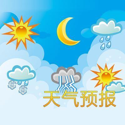 微群管家-微信机器人-实时天气
